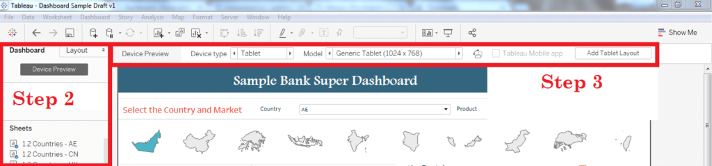 Tutorial] Creating Mobile Responsive Dashboards in Tableau